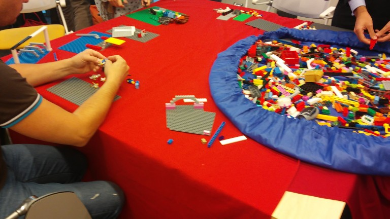2018 Milano – Workshop dimostrativo LEGO® SERIOUS PLAY®