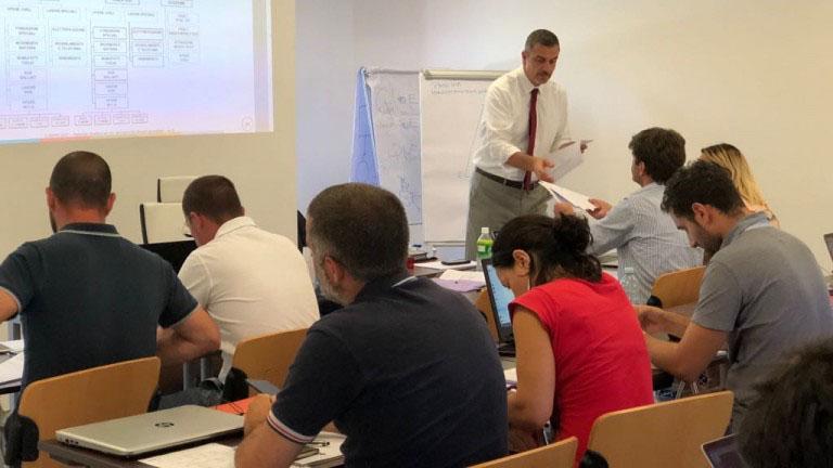 2018, Padova  - Corso ISIPM-Base®