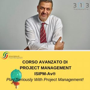 Corso avanzato Project Management