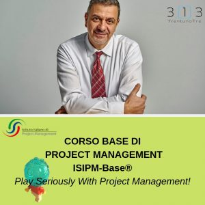 Corso base Project Management